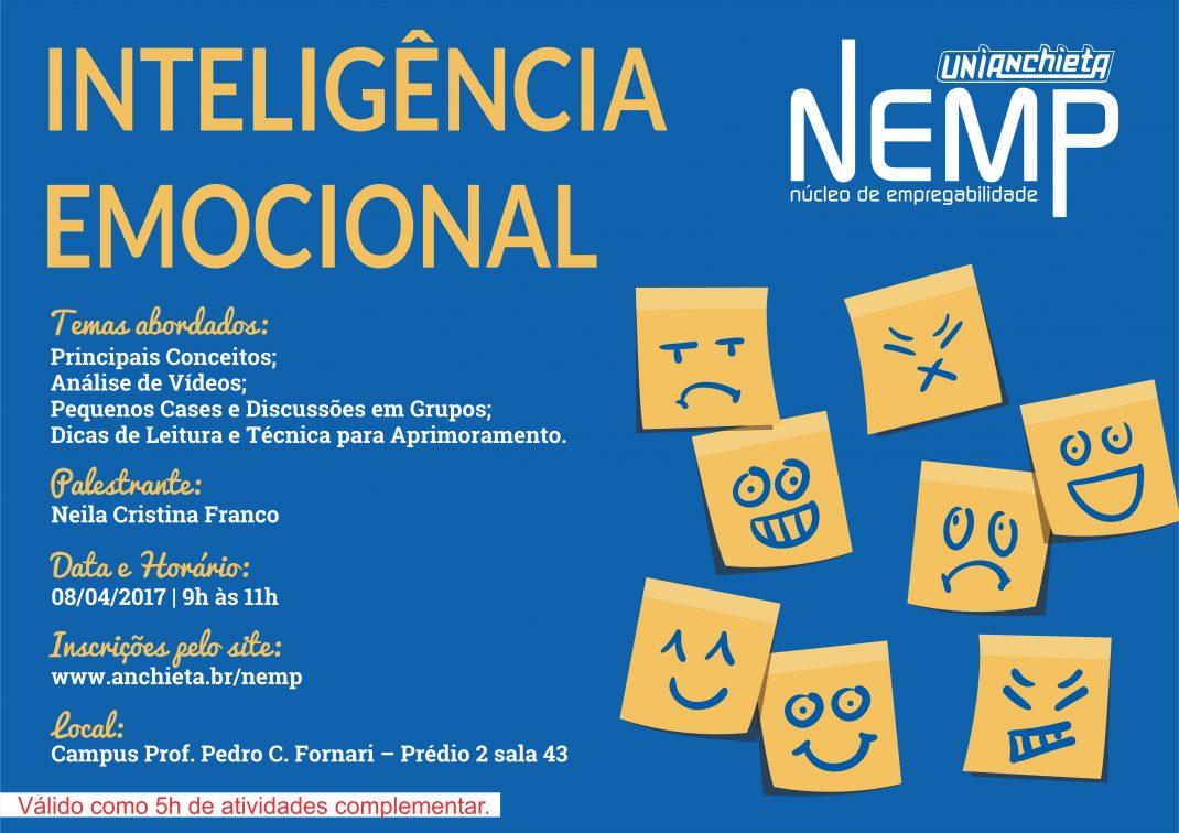 Oficina 08/04 – Inteligência Emocional Nemp UniAnchieta